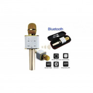 Microfon Karaoke, Bluetooth, Boxa Incorporata