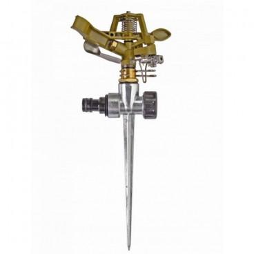 Aspersor metalic, rotativ
