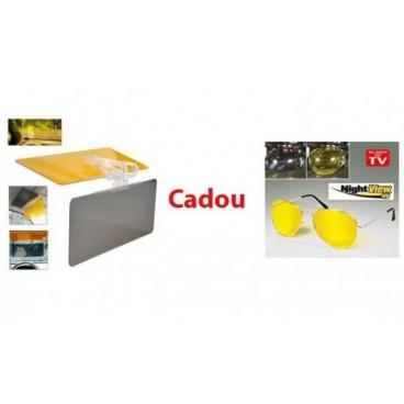 Parasolar Auto HD Visor si Ochelari auto Night View