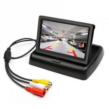 """Monitor camera marsarier, Pliabil. LCD, 4.3"""""""