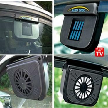 Ventilator auto profesional cu incarcare solara eficienta garantata